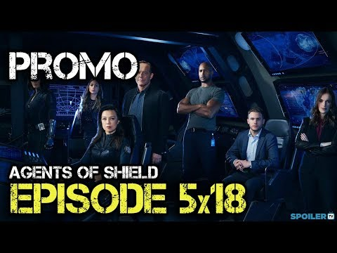 Marvel's Agents of S.H.I.E.L.D. 5.18 Preview