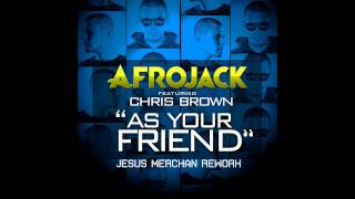 Afrojack - As Your Friend feat. Chris Brown [Instrumental]