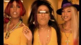 Destiny's Child - Bootylicious (Richard Vission's V-Quest Edit) (Promo) (HQ)