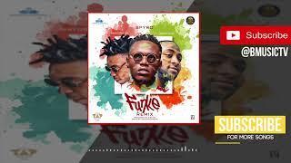 Spyro Ft. Davido X Mayorkun   Funke (Remix) (OFFICIAL AUDIO 2018)