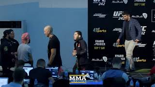 UFC 242 Post-Fight Press Conference - MMA Fighting