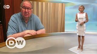 Навальному в суде не хватило Медведева - DW Новости (30.05.2017)