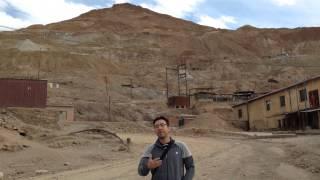preview picture of video 'João Paulo Cachate. Curtindo as Férias. Direto de Potosí/Bolívia'