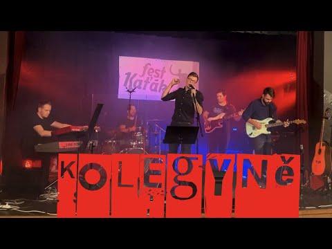 Kořeny - Kolegyně (live)