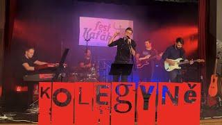 Video Kolegyně (live)