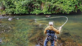 Fly Fishing The BEST River In The World [ Part 3 ]