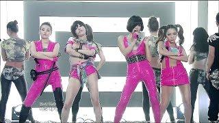 【TVPP】Brown Eyed Girls - Abracadabra, 브아걸 - 아브라카다브라 @ Comeback Stage, Music Core Live