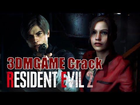 Resident Evil 2 Remake 2019 3DMGAME Crack