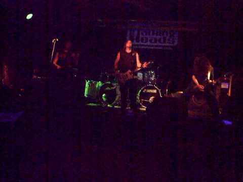 SAQQARA@Talking Heads, Southampton, 04/11/08