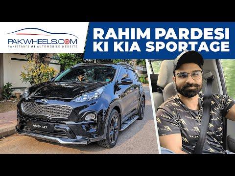 KIA Sportage | Rahim Pardesi | Owner's Review | PakWheels