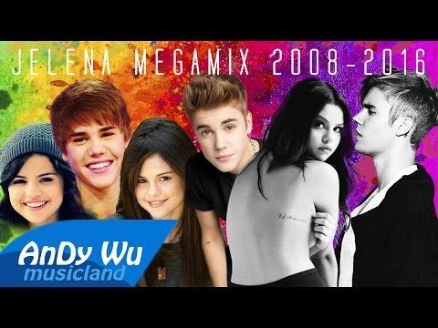 JELENA Megamix (2008-2016)   Justin Bieber & Selena Gomez (Mashup from