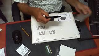 Lenovo g510 disassembly teardown fan cleaning most popular videos lenovo ideapad 510 15ikb replace ram ssd harddrive fandeluxe Gallery