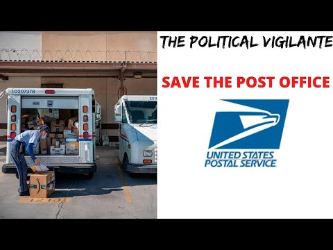 Closing USPS Hurts Americans, Military Members And Jobs