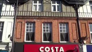 preview picture of video 'Sidcup 2 - Costa Coffee New Store Opening...'
