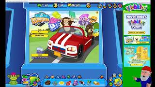 Leah Streams Webkinz part 1