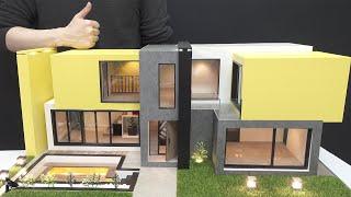 How Architect Build Top-Class Mini Houses