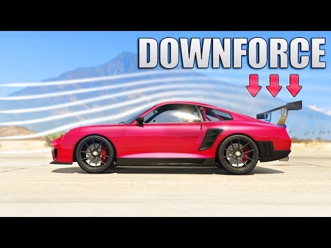 GTA V - Do car Spoilers Help you?