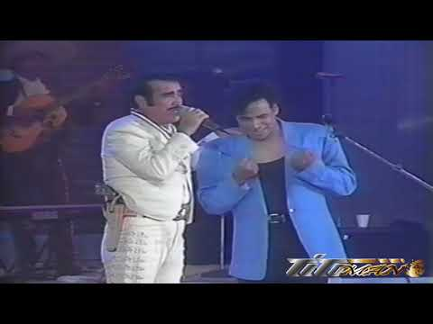 Aunque Mal Paguen Ellas -  Vicente Fernández Ft. Julio Sabala