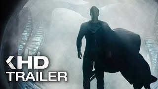 "JUSTICE LEAGUE: The Snyder Cut ""Superman Gets The Black Suit"" Trailer (2021)"