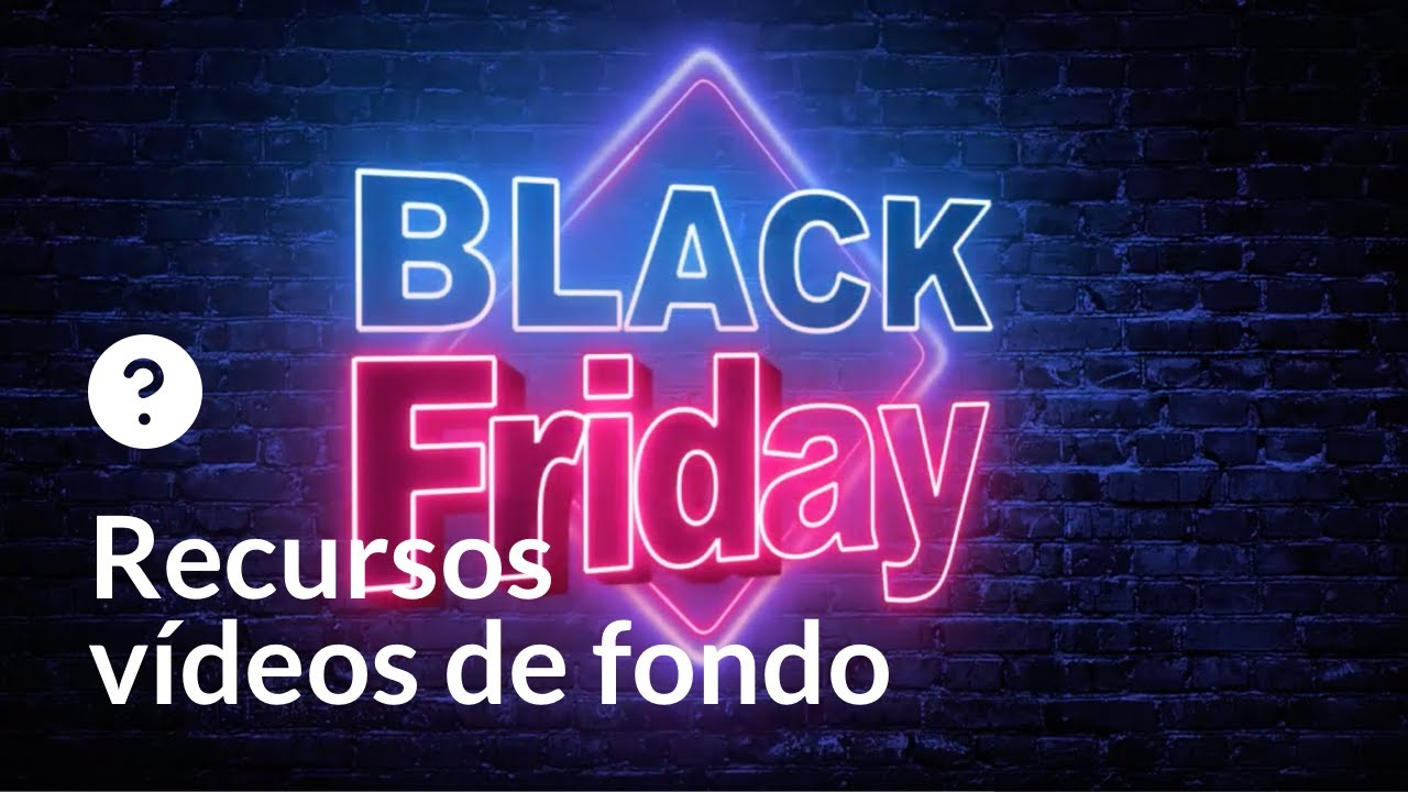 Black Friday Neón