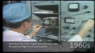 Rockwell Collins History in Aviation