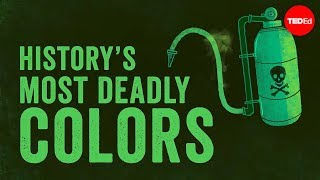 J. V. Maranto & Susan Zimmerman - History's Deadliest Colors