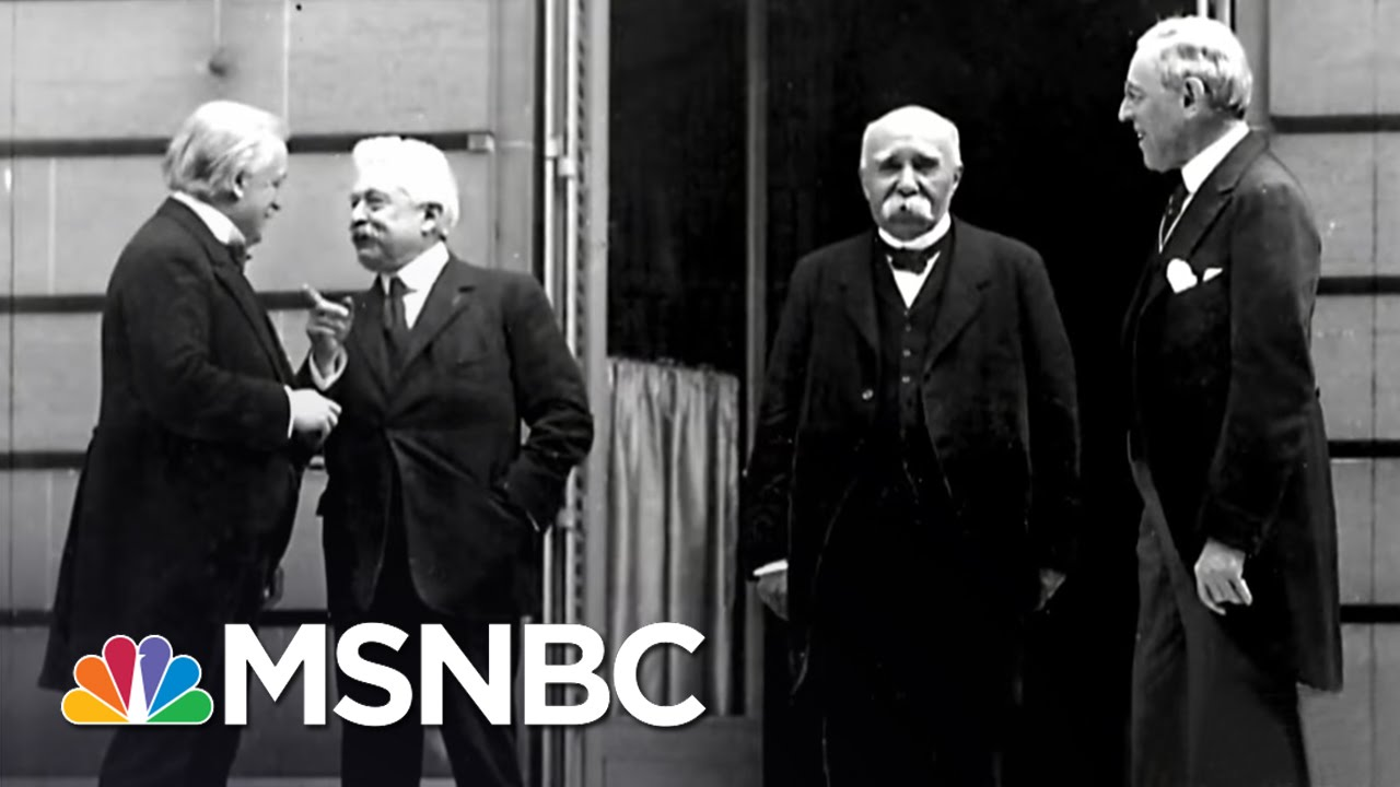 UK Roots Deep In 'United States Of Europe' | Rachel Maddow | MSNBC thumbnail