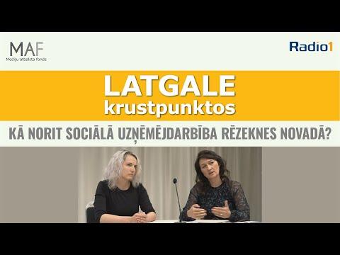7.raidījumā – ,,Latgale krustpunktos'' Kā sociālā uzņēmējdarbība var mazināt bezdarbu?