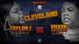 TAYLOR J VS VIXEN THE ASSASIN | URLTV