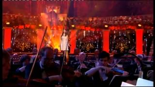 """Hayley Westenra singing """"O Little Town Of Bethlehem"""" live at the Royal Albert Hall"""