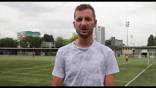 Interview with Bryan Bijnens – Academy Referee