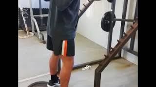 Back Squat Progression
