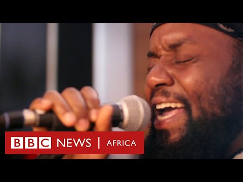 Morgan Heritage on making Africa home and inspiring tomorrow's leaders - BBC Africa