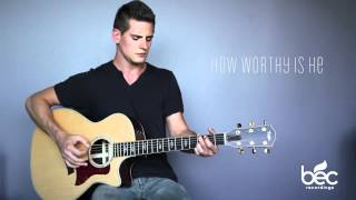 "Adam Cappa ""How Worthy"" (Official Lyric Video)"