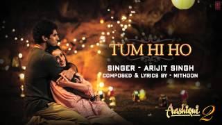 Aashiqui 2 Tum Hi Ho Full Song (WITH FULL LYRICS AND