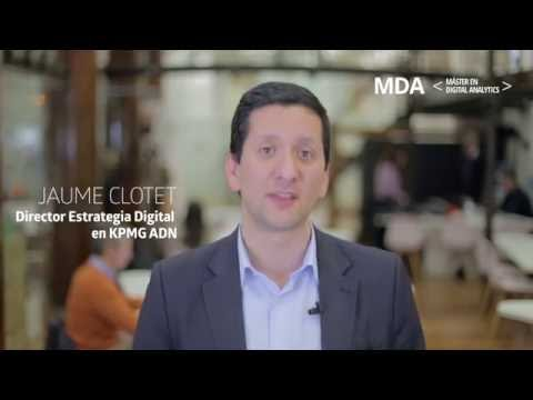 Master in Data Analytics de Master in Data Analytics - MDA en ISDI