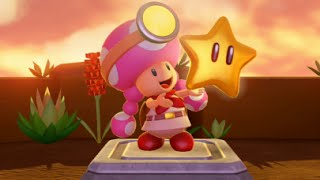 Captain Toad: Treasure Tracker 100% Walkthrough Part 5 - The Captain Gets Toadnapped!