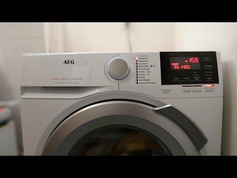 AEG Lavamat L6FB67490 Frontlader Waschmaschine 6000 Series ProSense Technology