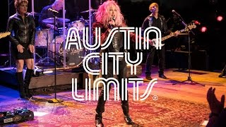 "Cyndi Lauper on Austin City Limits ""Girls Just Want to Have Fun"""