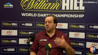 """Jason Lowe: """"I always play better against the big boys, the pressure will be on Michael Smith"""""""
