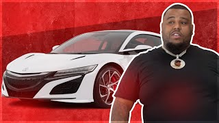 OMI IN A HELLCAT BUYS A 2019 ACURA NSX