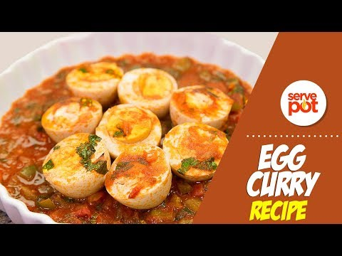 Learn How To Make Egg Curry