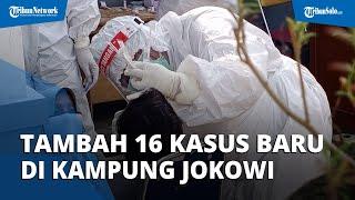 Klaster Bukber di Wilayah Sumber Kampung Jokowi Meledak, Kini Tambah 16 Kasus Baru