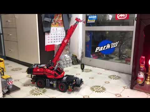 Lego Technic 42082 Rc 100 Lego Takwoonken Yu Video Free Music