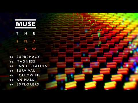 Muse - The 2nd Law - ALBUM SAMPLER