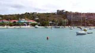 preview picture of video 'Cruz Bay, St. John, USVI - March 14, 2007'