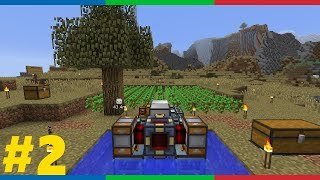 minecraft ftb ultimate reloaded tree farm - Thủ thuật máy