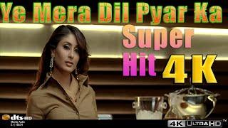 Yeh Mera Dil Pyar Ka deewana [4K Ultra HD2160p &1080p] Don (2006)