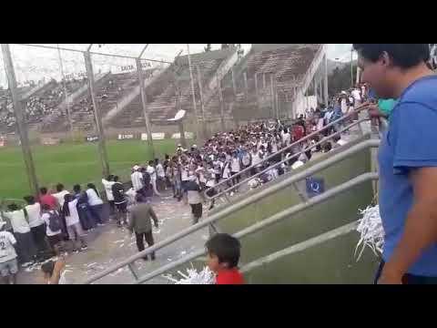 """""""Entrada de la N°1 Juventud Antoniana"""" Barra: La Inigualable Nº1 del Norte • Club: Juventud Antoniana"""