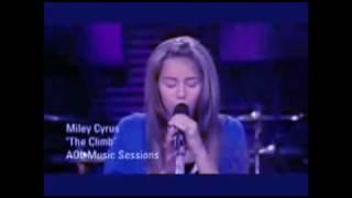 Miley Cyrus and Joe McElderry Duet